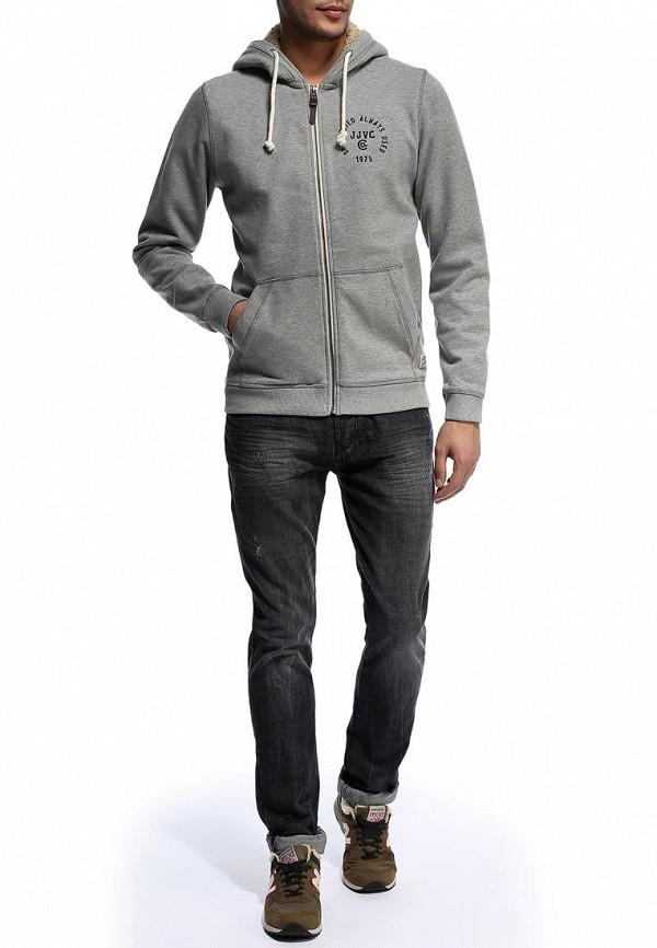 Мужские прямые джинсы Alcott 5T1567WL399B C101 BLACK: изображение 4