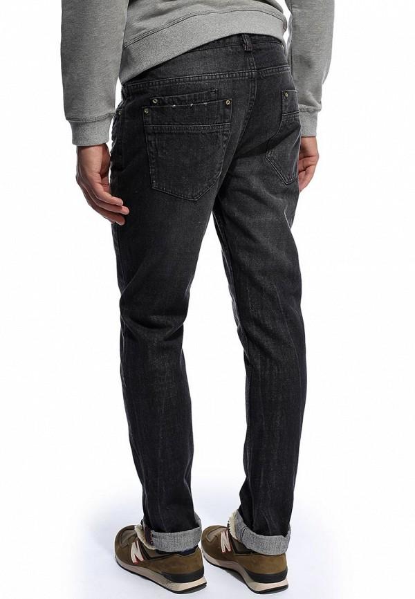 Мужские прямые джинсы Alcott 5T1567WL399B C101 BLACK: изображение 5