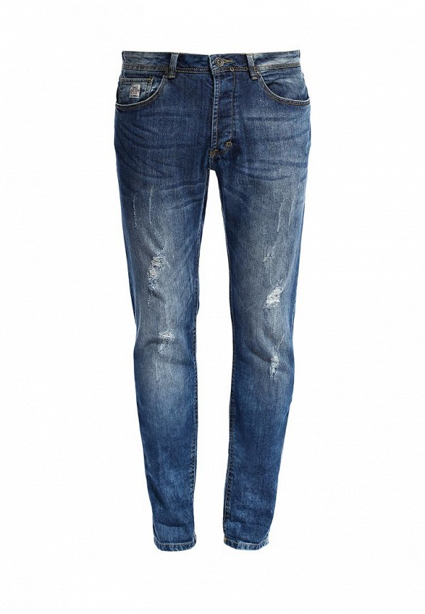 Мужские прямые джинсы Alcott 5T1662UL734M C214 BLUENAVY: изображение 1