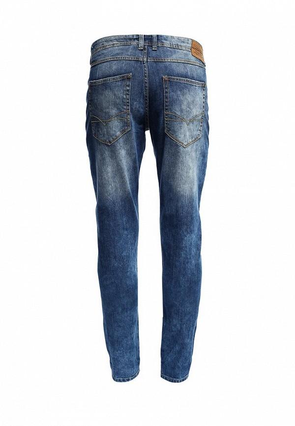 Мужские прямые джинсы Alcott 5T1662UL734M C214 BLUENAVY: изображение 2