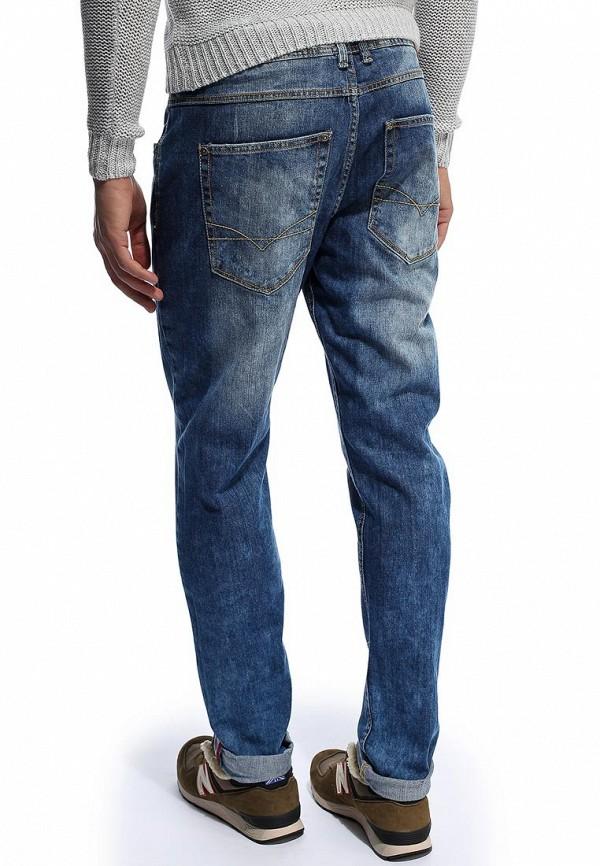 Мужские прямые джинсы Alcott 5T1662UL734M C214 BLUENAVY: изображение 5