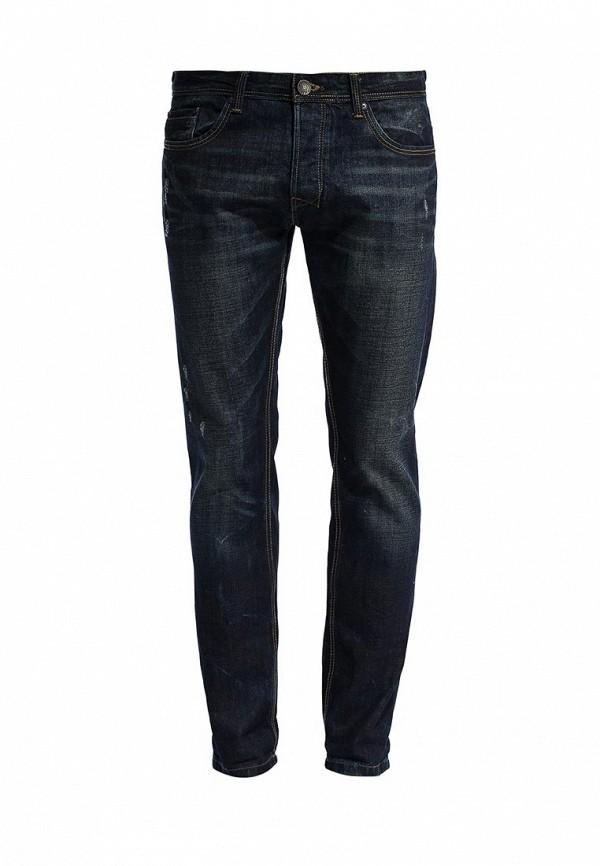 Мужские прямые джинсы Alcott 5T2022UW020 C218 BLUENAVY: изображение 1