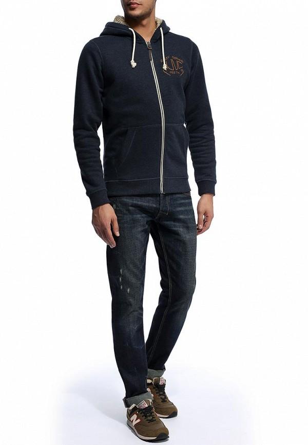 Мужские прямые джинсы Alcott 5T2022UW020 C218 BLUENAVY: изображение 3