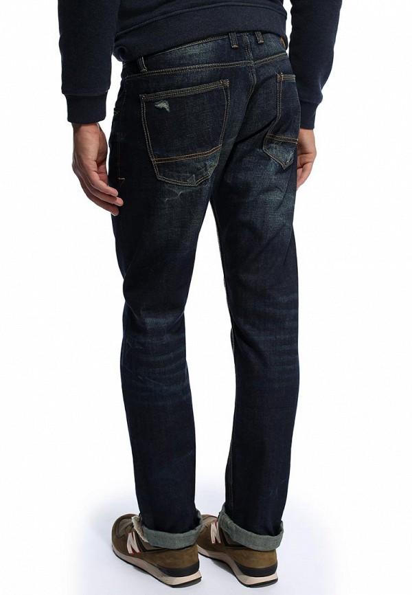 Мужские прямые джинсы Alcott 5T2022UW020 C218 BLUENAVY: изображение 4