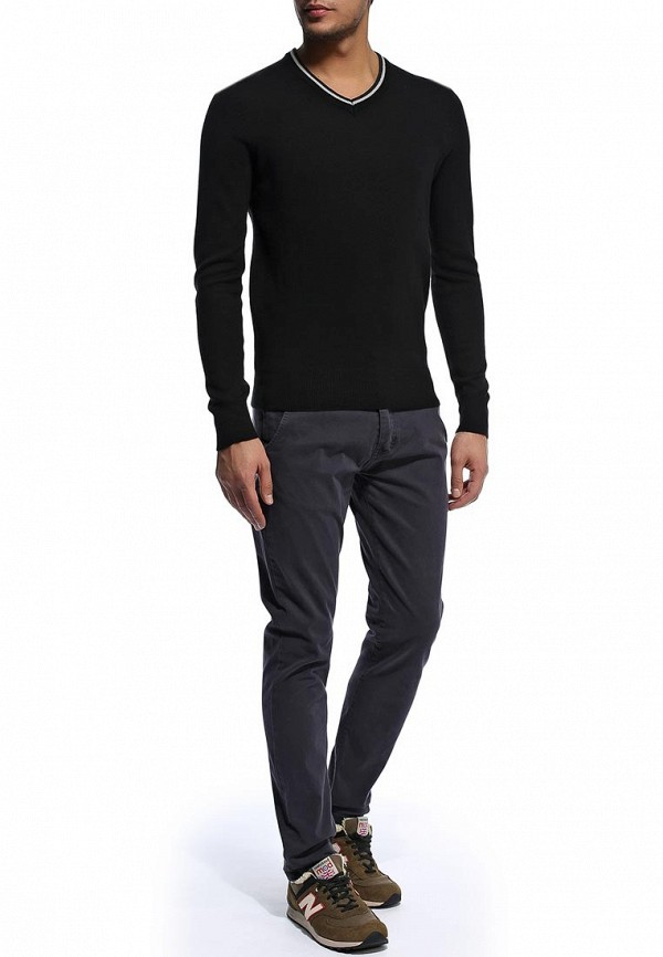 Мужские повседневные брюки Alcott S11354UO C109 BLACK: изображение 3