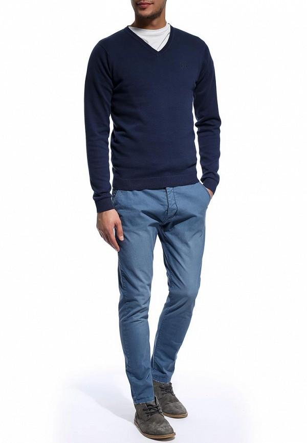 Мужские повседневные брюки Alcott S11532UOR1 C284 AZZURRE: изображение 4