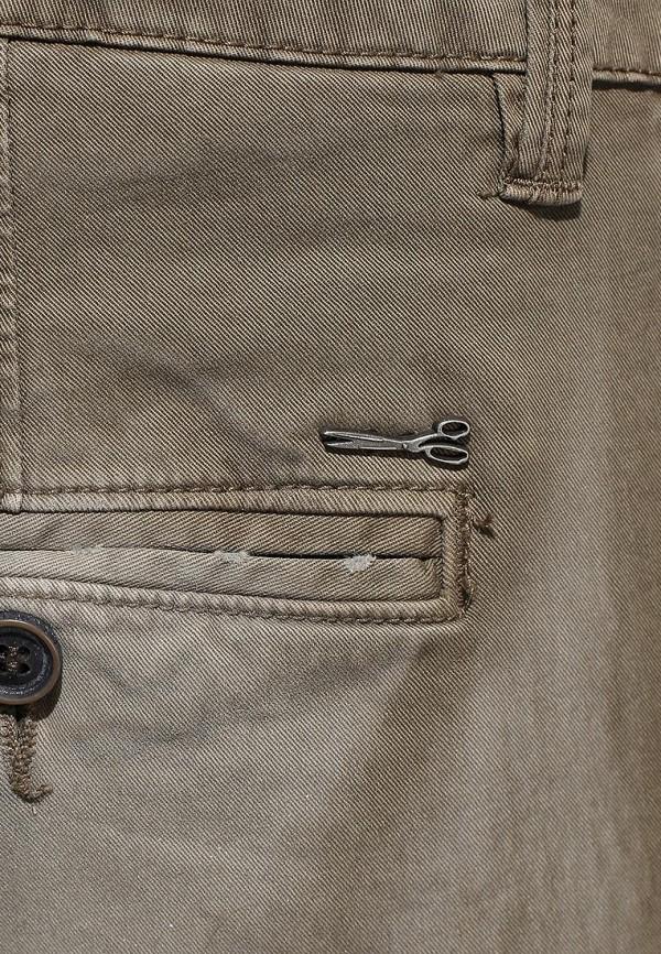 Мужские повседневные брюки Alcott S11532UOR1 C570 BROWN: изображение 3