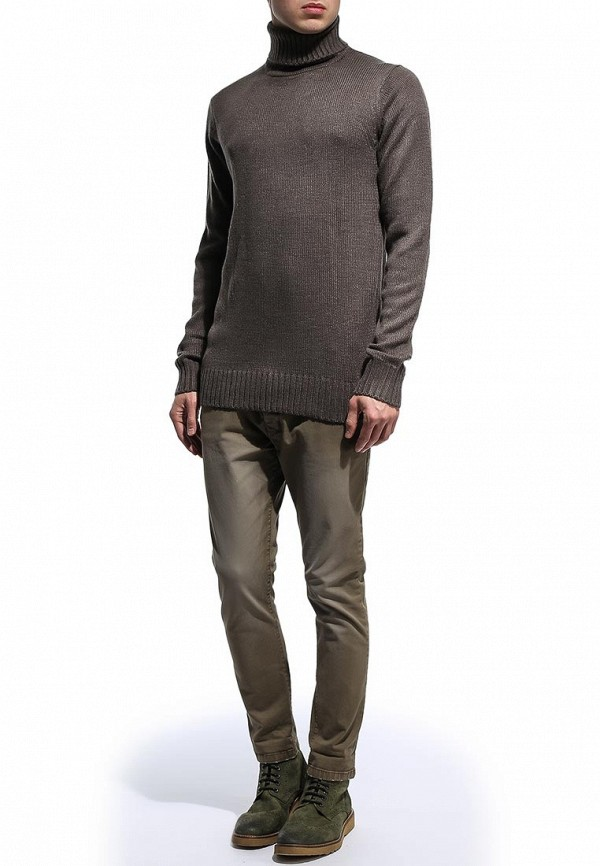 Мужские повседневные брюки Alcott S11532UOR1 C570 BROWN: изображение 4
