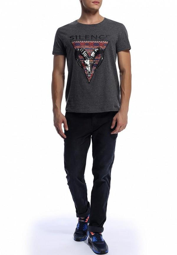 Мужские повседневные брюки Alcott S11533UO C218 BLUENAVY: изображение 4