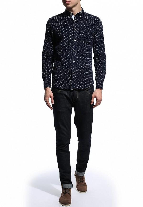 Рубашка с длинным рукавом Alcott CF1008UO C214 BLUENAVY: изображение 4