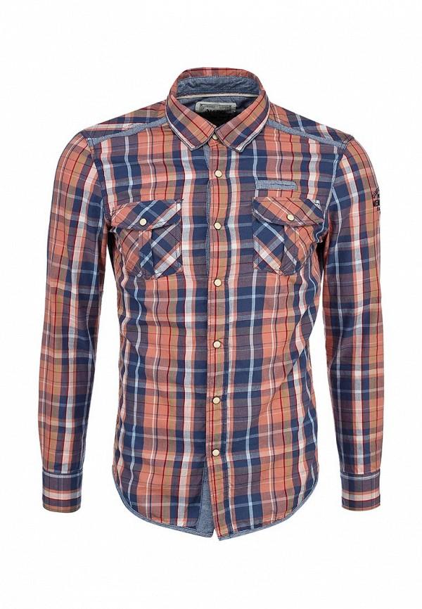 Рубашка с длинным рукавом Alcott CF1051UO C355 RED: изображение 1
