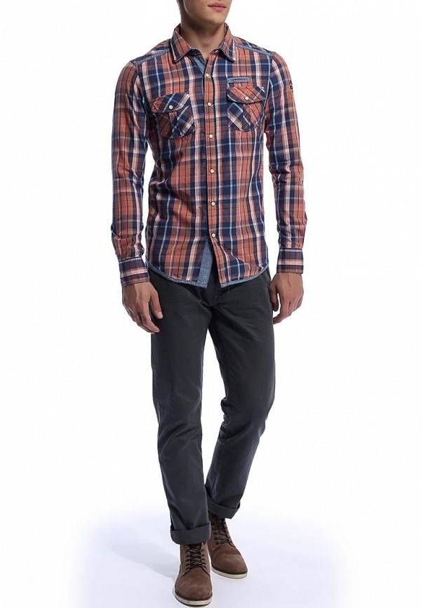 Рубашка с длинным рукавом Alcott CF1051UO C355 RED: изображение 4
