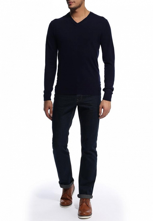 Пуловер Alcott MA1111UO C220 BLUE: изображение 4