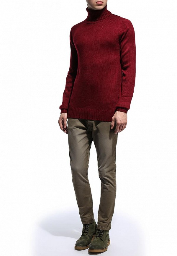 Пуловер Alcott MA1142UO C326 BORDEAUX: изображение 3