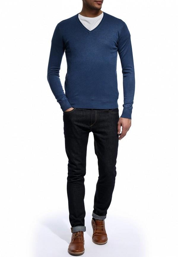 Пуловер Alcott MA1175UO C222 BLUE: изображение 3