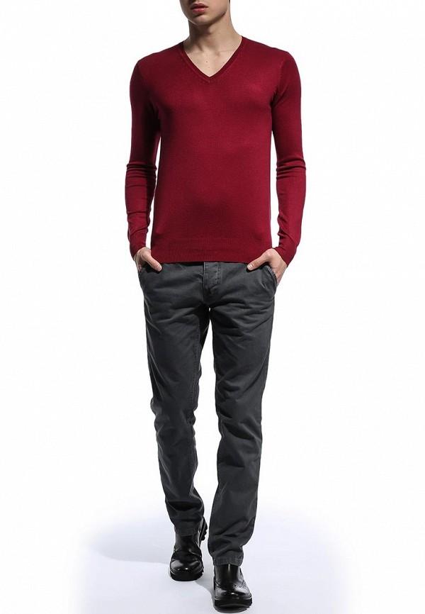 Пуловер Alcott MA1175UO C313 BORDEAUX: изображение 4