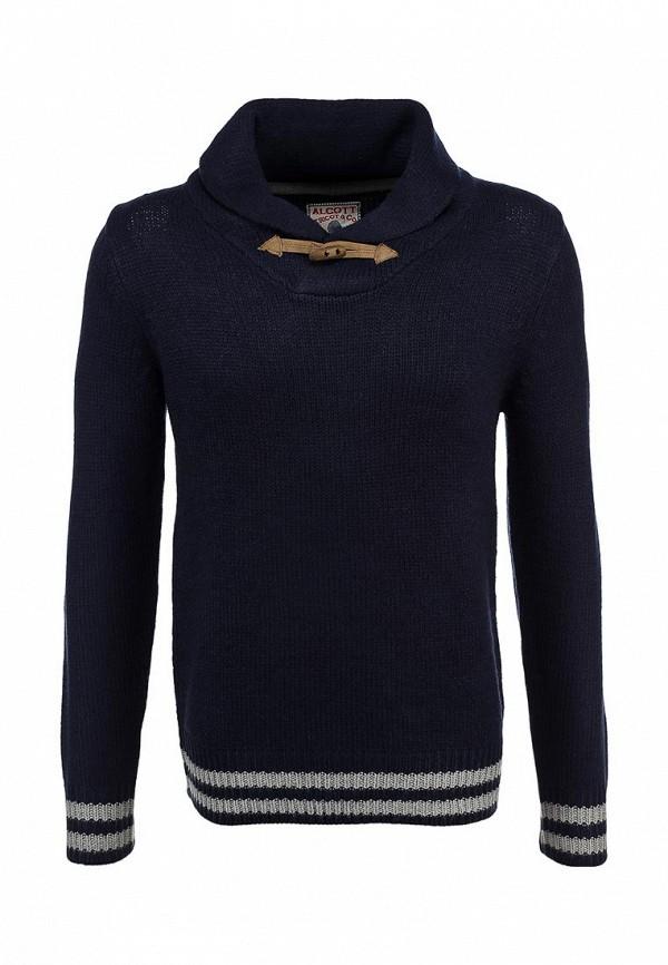 Пуловер Alcott MA4610UO C210 BLUENAVY: изображение 1