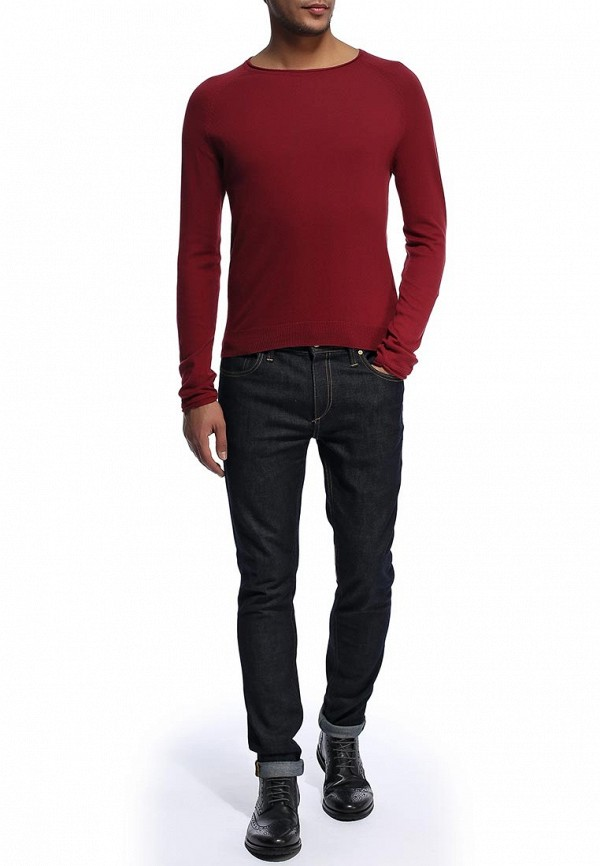 Пуловер Alcott MA6234UO C313 BORDEAUX: изображение 3