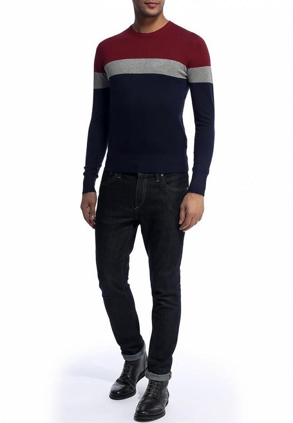 Пуловер Alcott MA7957UO C313 BORDEAUX: изображение 4