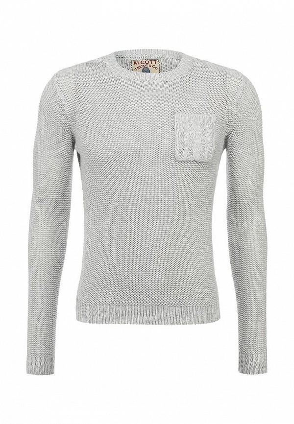 Пуловер Alcott MA8111UO C184 PEARL: изображение 1