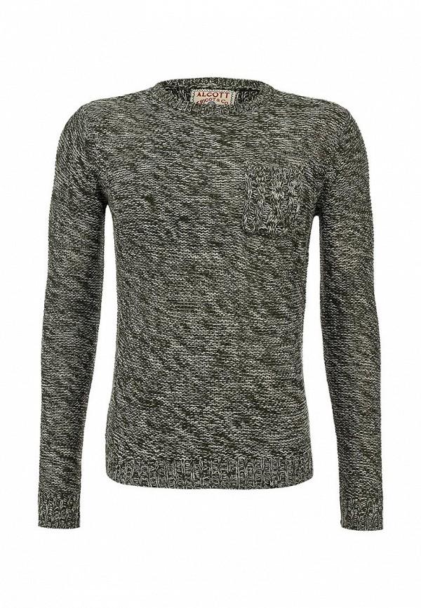Пуловер Alcott MA8111UO C622 KAKY: изображение 1