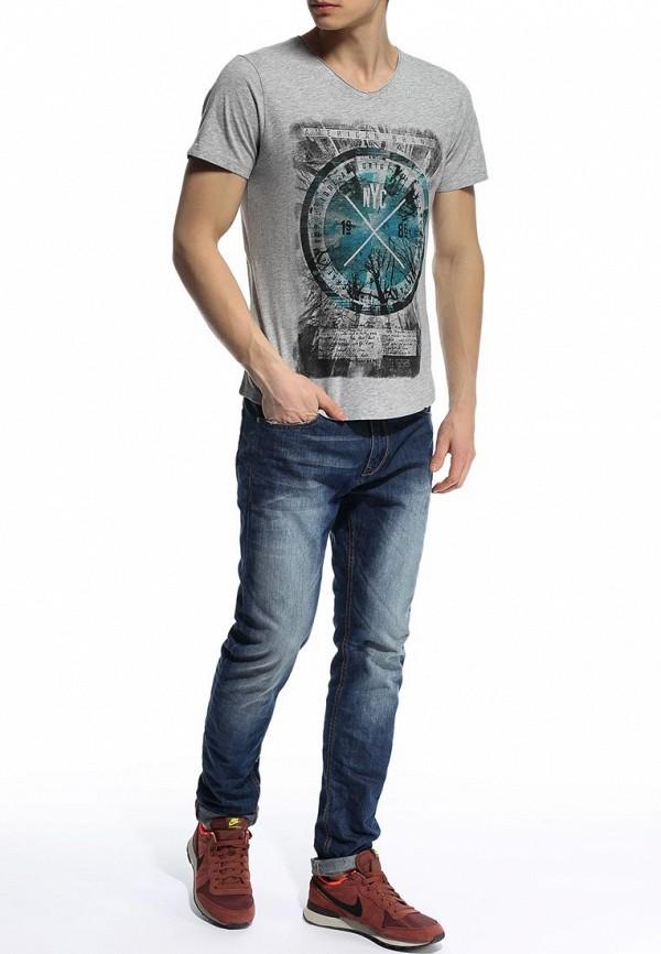 Мужские прямые джинсы Alcott 5T2045UW081: изображение 3