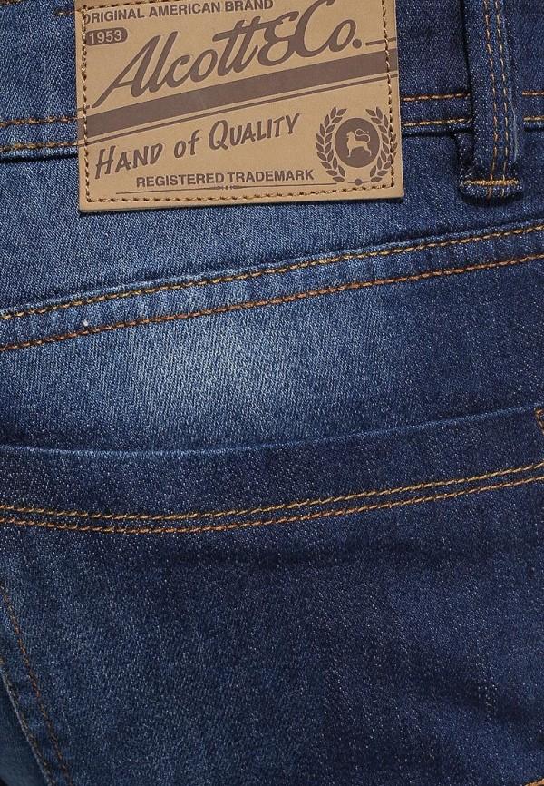 Зауженные джинсы Alcott 5T2153UW07D: изображение 2