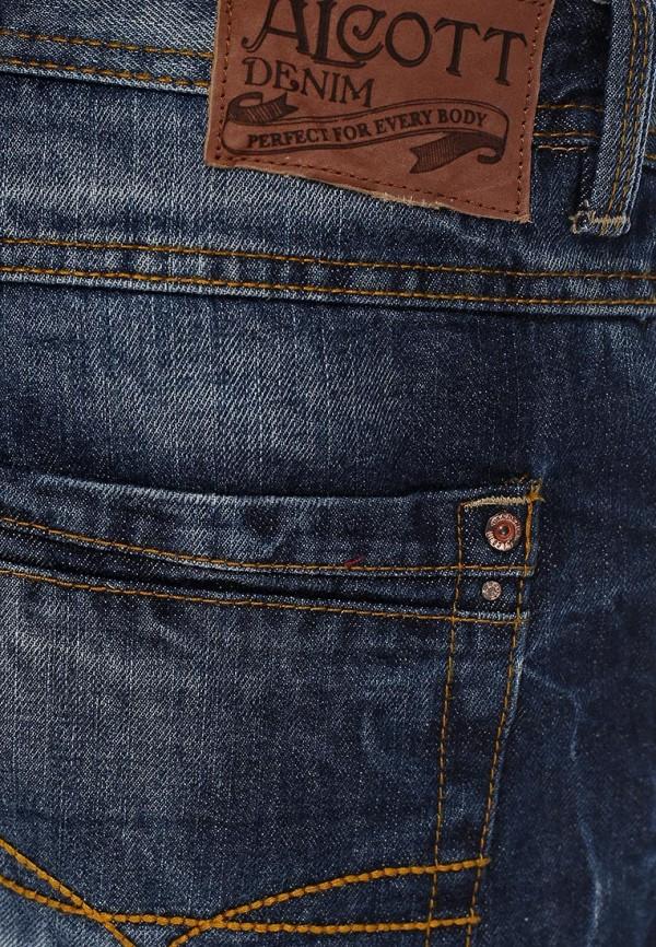 Мужские прямые джинсы Alcott 5T1136U1045D: изображение 2