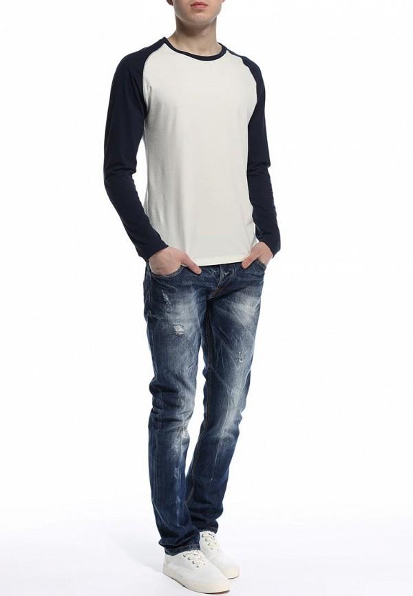 Мужские прямые джинсы Alcott 5T1136U1045D: изображение 3