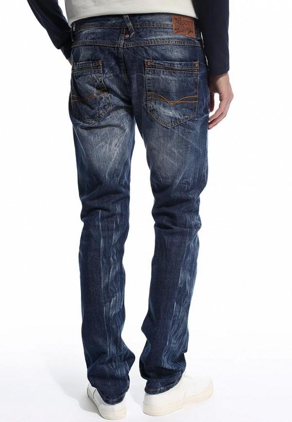 Мужские прямые джинсы Alcott 5T1136U1045D: изображение 4