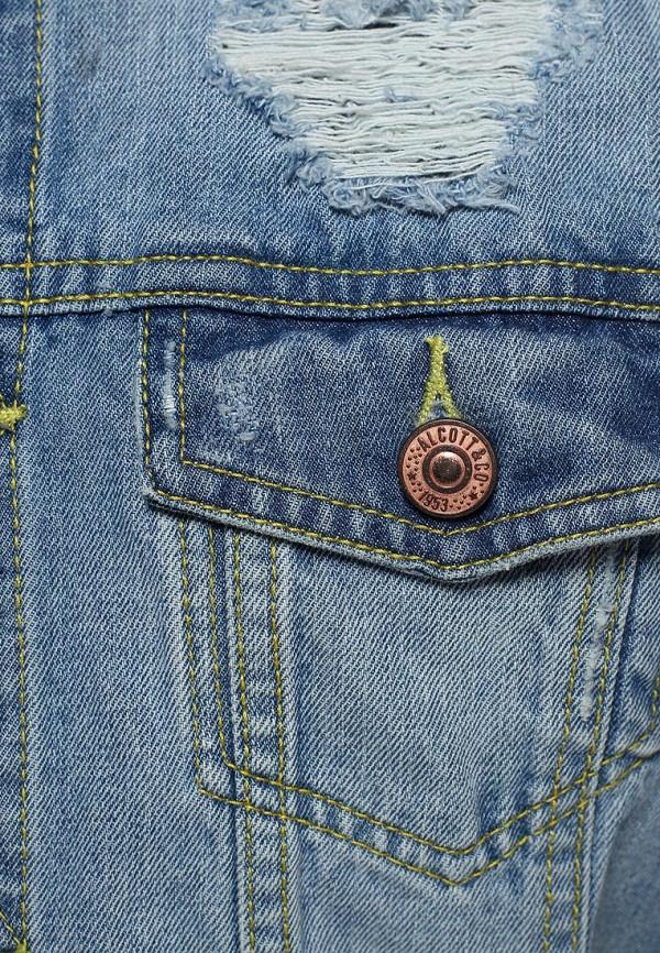 Джинсовая куртка Alcott GB1594UODS: изображение 2