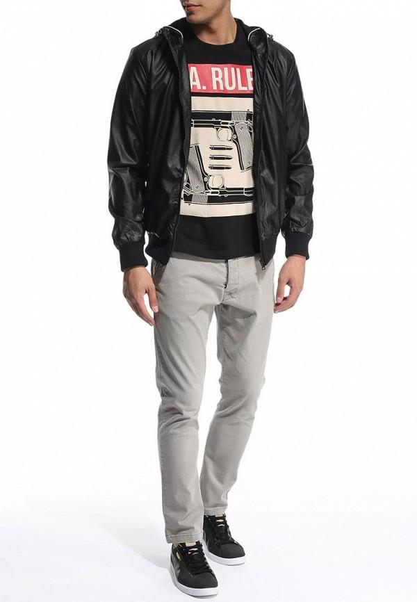 Кожаная куртка Alcott GB2299UO: изображение 3