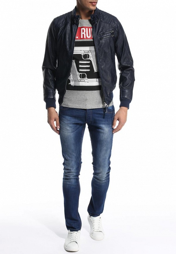 Кожаная куртка Alcott GB2251UO: изображение 3