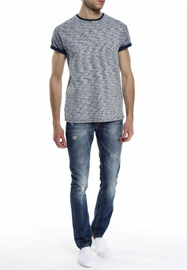 Мужские прямые джинсы Alcott 5T1136U1045D: изображение 6