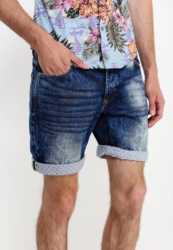 Мужские джинсовые шорты Alcott BE1697UL887D: изображение 2