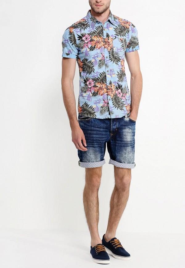 Мужские джинсовые шорты Alcott BE1697UL887D: изображение 3
