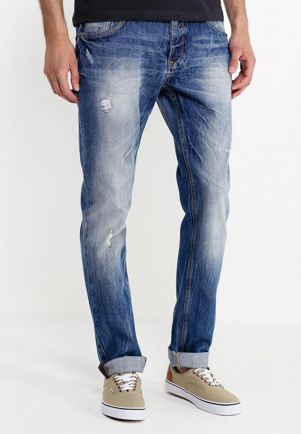 Мужские прямые джинсы Alcott 5T1136U1045M: изображение 2