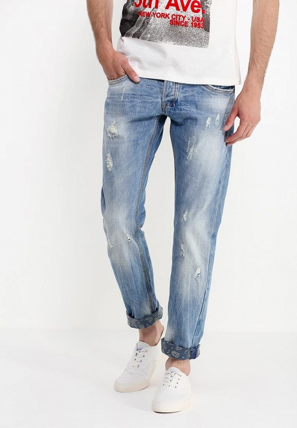Зауженные джинсы Alcott 5T154UW1043L: изображение 2