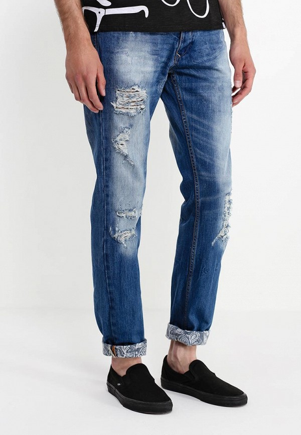 Зауженные джинсы Alcott 5T1504UL555D: изображение 2