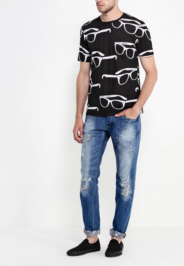 Зауженные джинсы Alcott 5T1504UL555D: изображение 3