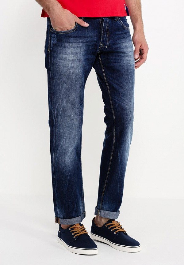 Мужские прямые джинсы Alcott 5T1311UL377D: изображение 2