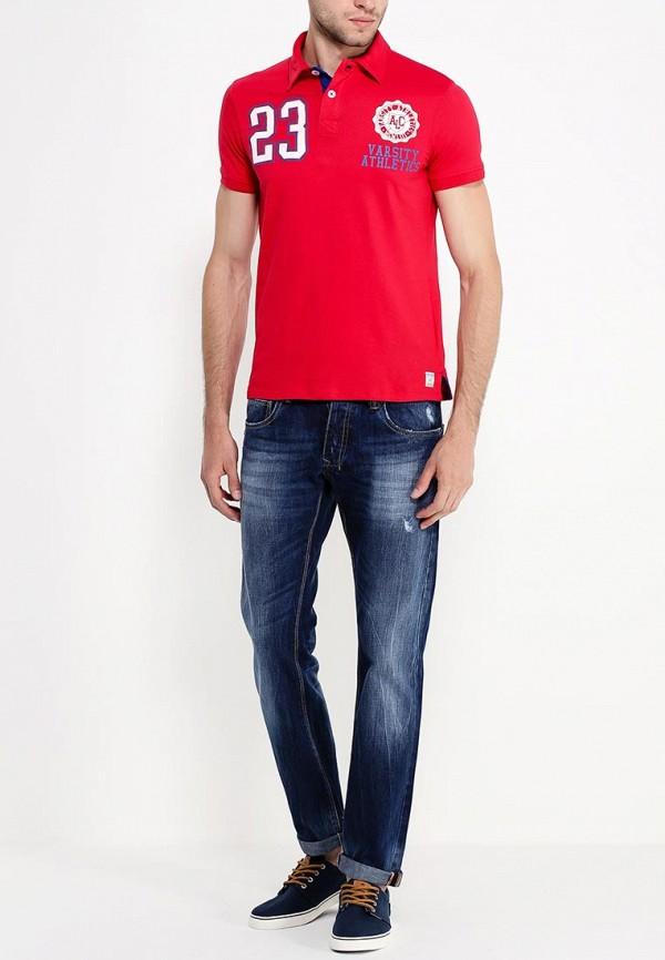 Мужские прямые джинсы Alcott 5T1311UL377D: изображение 3