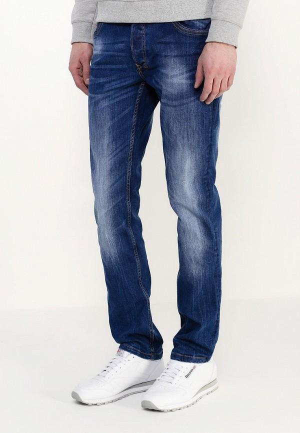 Мужские прямые джинсы Alcott (Алкотт) 5T2383UW297D: изображение 3
