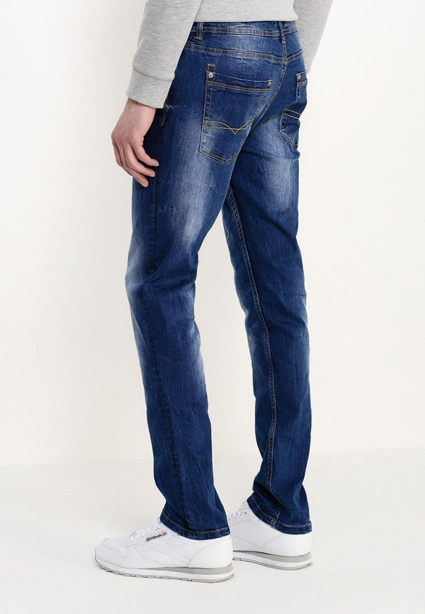Мужские прямые джинсы Alcott (Алкотт) 5T2383UW297D: изображение 4