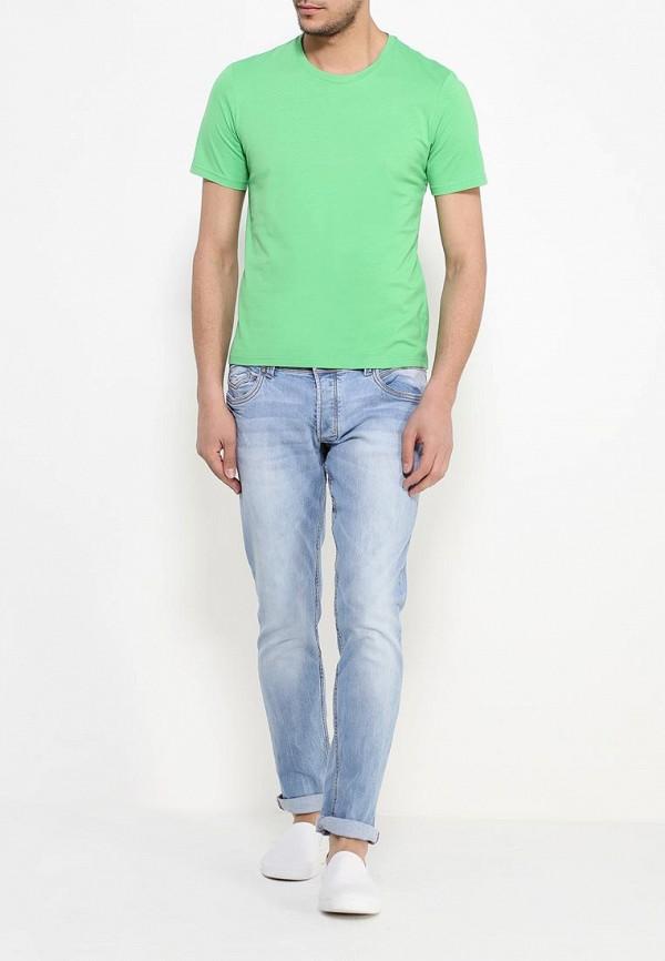 Мужские прямые джинсы Alcott (Алкотт) 5T2335UW069L: изображение 2