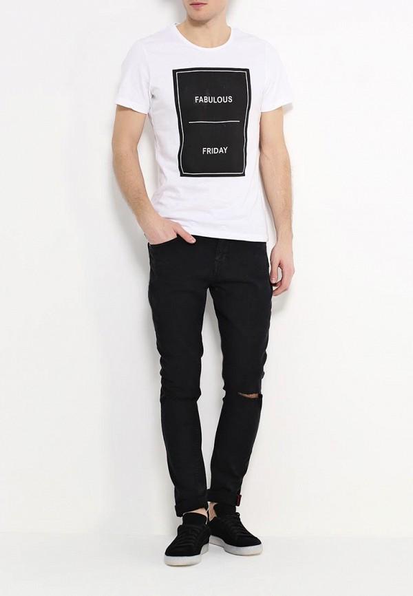 Зауженные джинсы Alcott 5T2521UW455: изображение 2