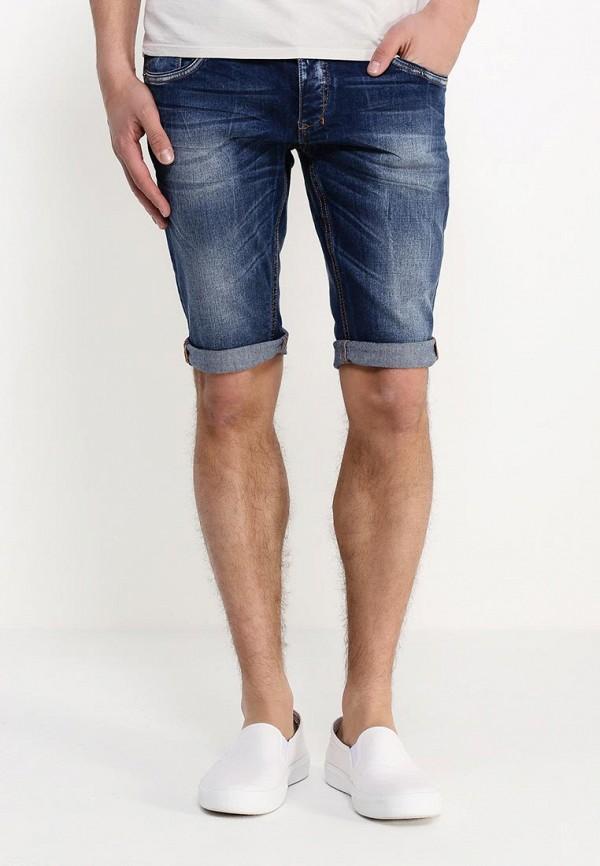 Мужские джинсовые шорты Alcott (Алкотт) BE1478UL474D: изображение 3