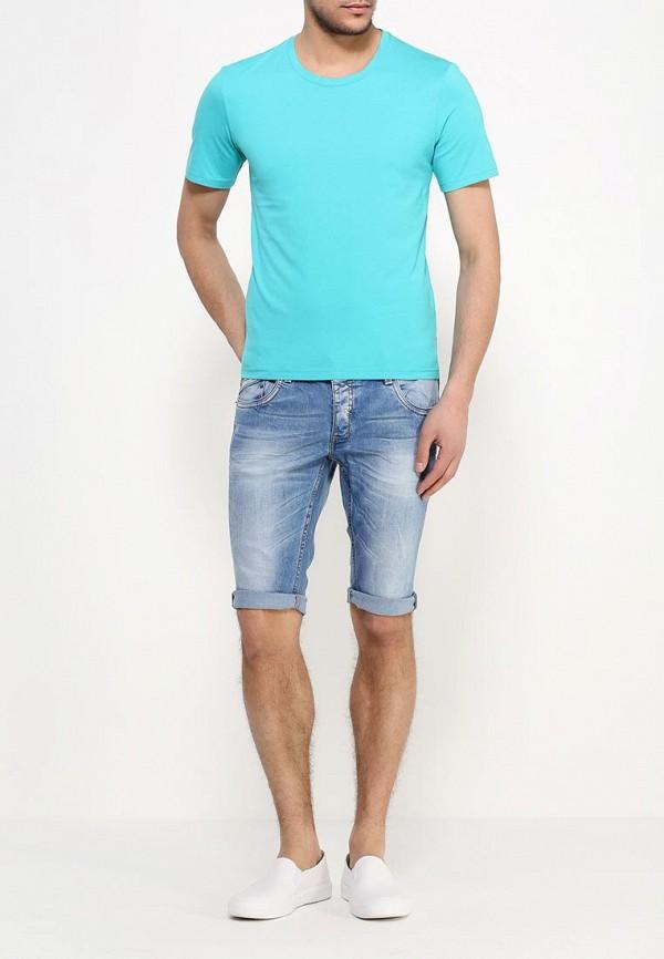 Мужские джинсовые шорты Alcott (Алкотт) BE1478UL545L: изображение 2