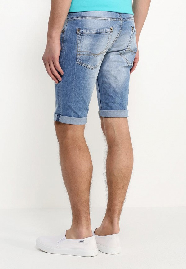 Мужские джинсовые шорты Alcott (Алкотт) BE1478UL545L: изображение 4