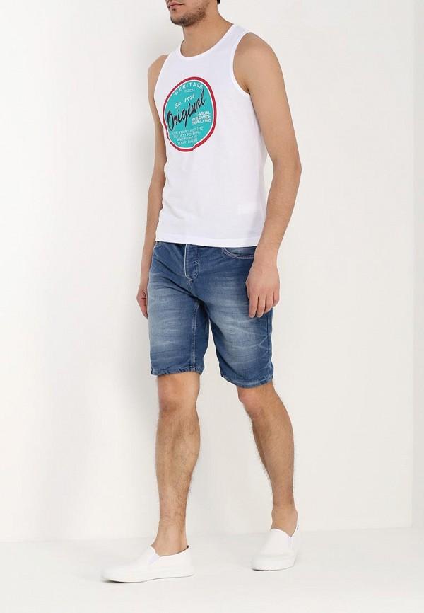 Мужские джинсовые шорты Alcott (Алкотт) BE1603UK01M: изображение 2